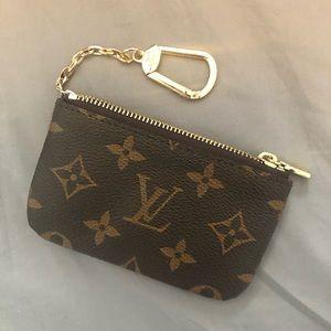 Louis Vuitton Keychain Wallet